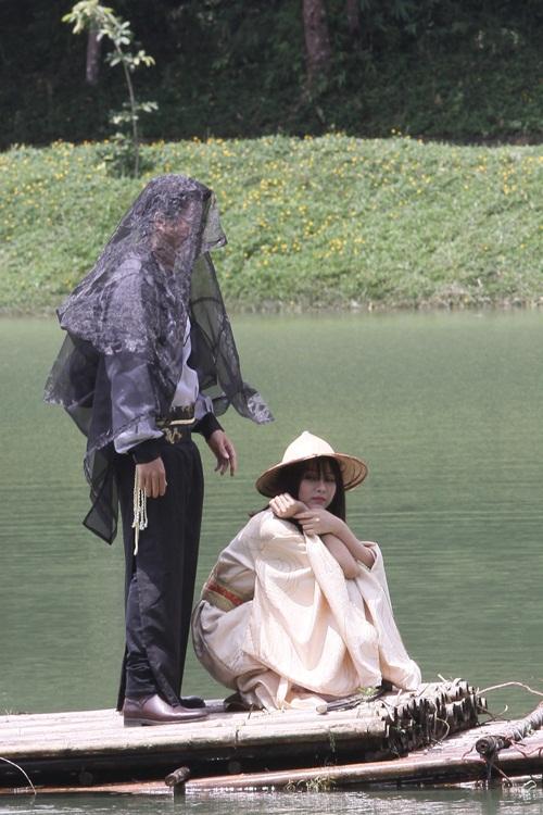 Hồ Quang Hiếu hóa nhân vật cổ trang trong thế giới ảo mộng 2