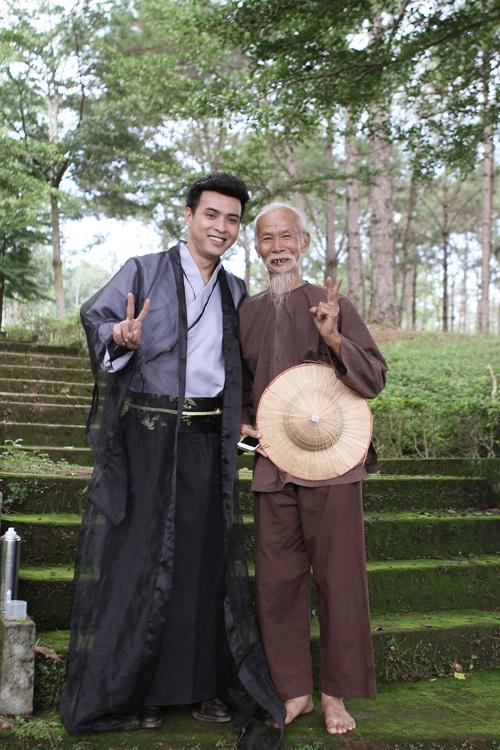 Hồ Quang Hiếu hóa nhân vật cổ trang trong thế giới ảo mộng 9