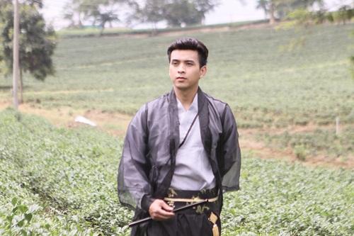 Hồ Quang Hiếu hóa nhân vật cổ trang trong thế giới ảo mộng 1