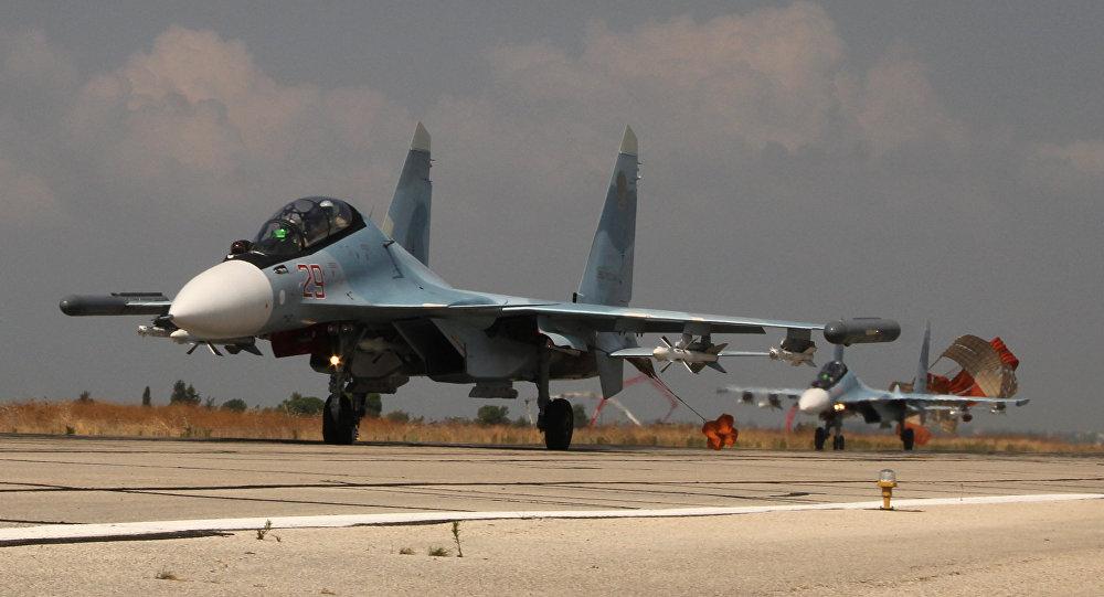 """Nga không kích IS: Tất cả các bên đều """"ngư ông đắc lợi"""" 1"""