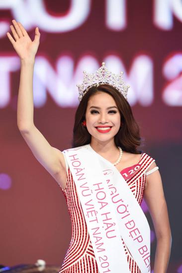 Căn biệt thự sang trọng của Hoa hậu Hoàn vũ Phạm Thị Hương 3