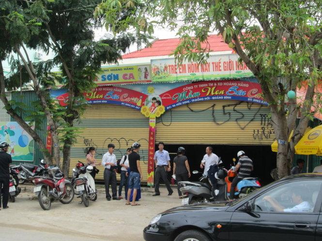 Bé trai 14 tháng bị bạo hành ở Quảng Bình: Lời trần tình của bảo mẫu 2