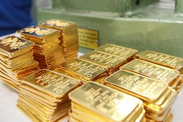 Giá vàng hôm nay 6/10: Vàng SJC giảm 110 nghìn đồng/lượng 1