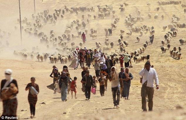 Hàng trăm nô lệ tình dục IS tự sát trong sợ hãi, tuyệt vọng 8