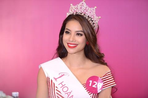 Hoa hậu Hoàn vũ Phạm Hương: 'Tôi đẹp hơn trước rất nhiều' 1