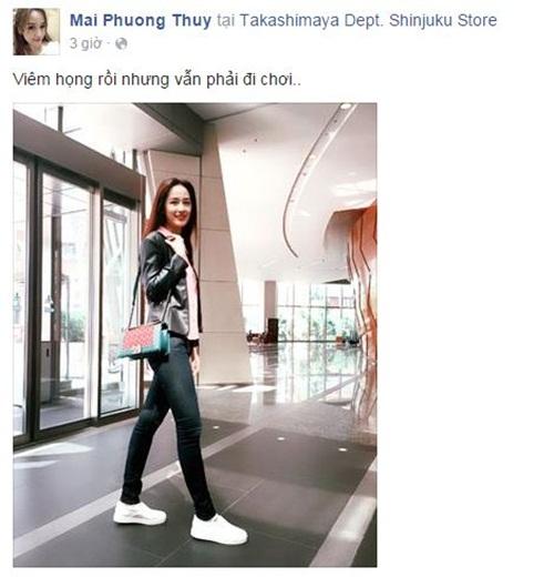 Facebook sao Việt: Phan Hiển hạnh phúc khi được con trai đánh thức 7