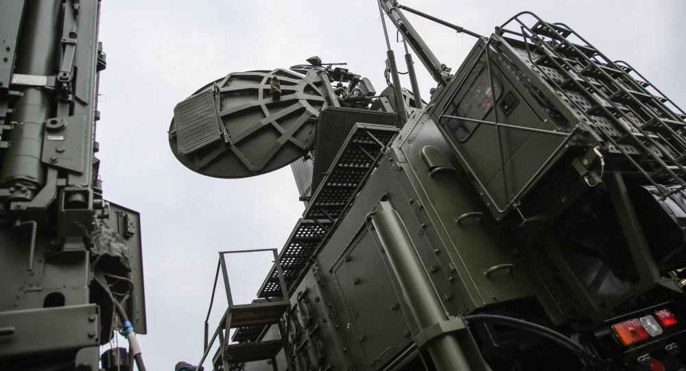 Nga đưa hệ thống tác chiến điện tử tới tiêu diệt IS 1