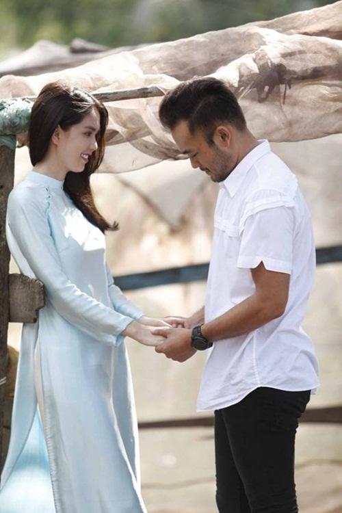 Lộ diện 'Người yêu đại gia' của Ngọc Trinh trong bộ phim Vòng eo 56 3