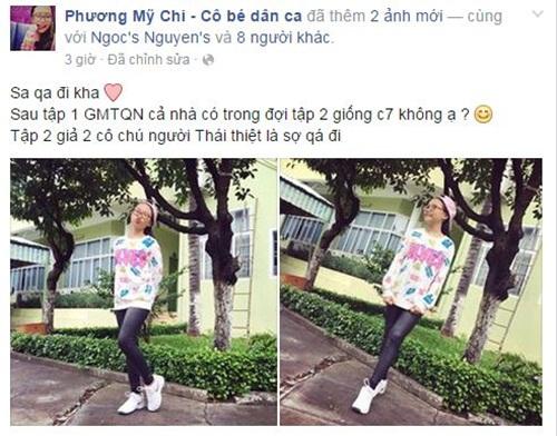 Facebook sao Việt: Phan Hiển hạnh phúc khi được con trai đánh thức 12