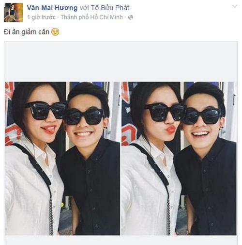 Facebook sao Việt: Phan Hiển hạnh phúc khi được con trai đánh thức 15