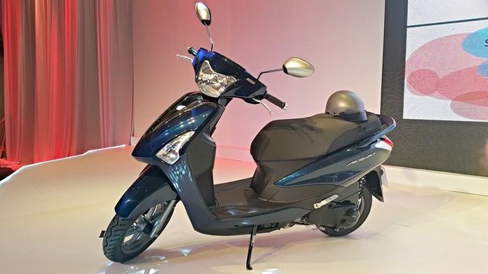 Yamaha ra mắt xe ga Acruzo giá từ 35 triệu đồng 2