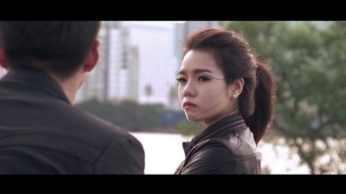 Kim Ny Ngọc gây sốt với MV