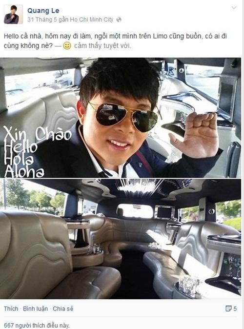 Quang Lê: 'Ông hoàng thị phi' mới của showbiz Việt 5