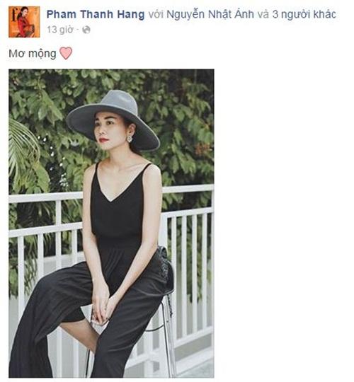 Facebook sao Việt: Đan Lê gửi lời cảm ơn đầy xúc động nhân dịp sinh nhật 7