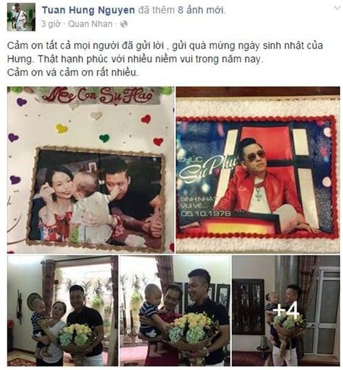 Facebook sao Việt: Đan Lê gửi lời cảm ơn đầy xúc động nhân dịp sinh nhật 13