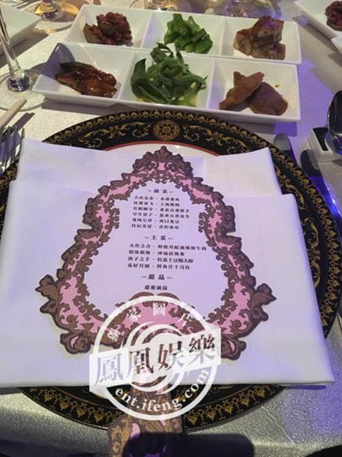 Huỳnh Hiểu Minh bật khóc trong hôn lễ 37