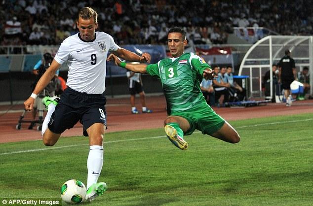 'Xem giò' cầu thủ Iraq mà HLV Miura ngán nhất 1