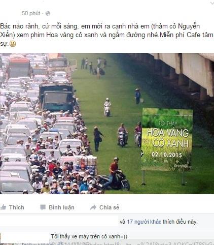 Bức ảnh tắc đường trở thành hiện tượng mạng xã hội 11