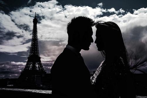 Ảnh cưới siêu lãng mạn của Angela Baby và Huỳnh Hiểu Minh 6