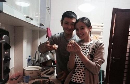Huỳnh Hiểu Minh - Angela Baby và chuyện tình 6 năm thăng trầm, điều tiếng 12