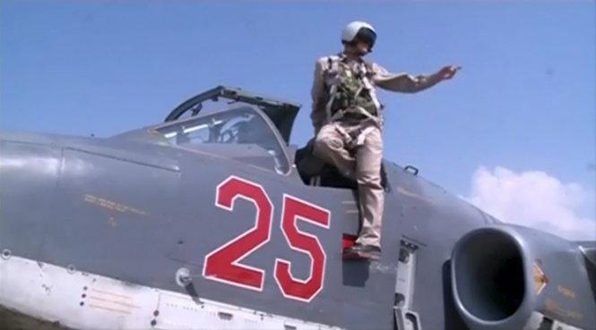 Iraq 'bỏ quên' Mỹ, muốn Nga 'đóng vai trò lớn' để chống IS 1