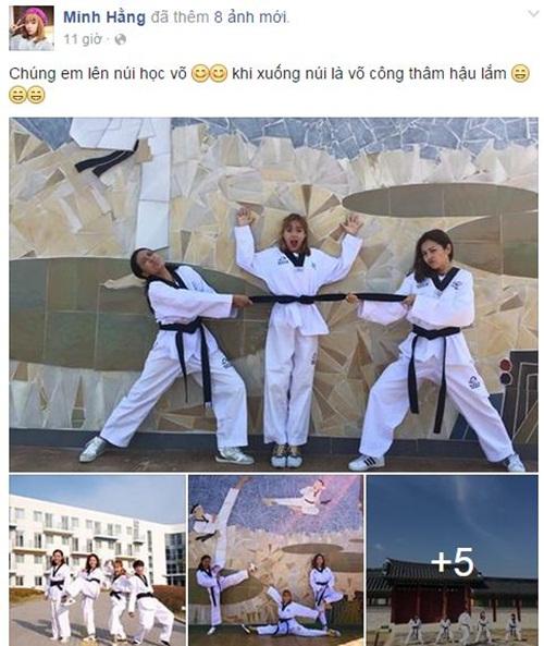 Facebook sao Việt: Phan Hiển - Khánh Thi hạnh phúc bên con trai 6