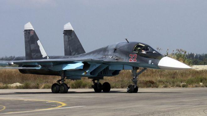 NATO họp khẩn về chiến dịch không kích của Nga tại Syria 1