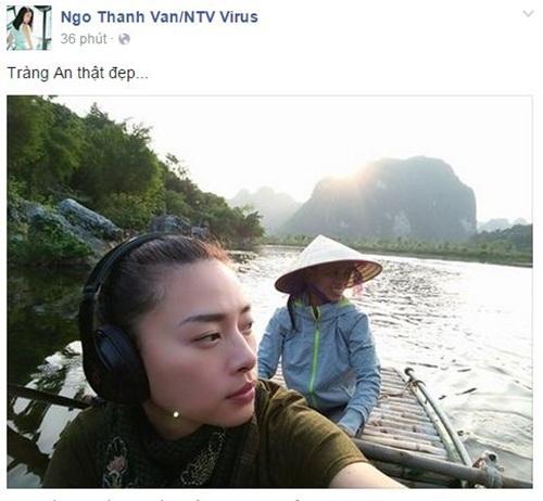 Facebook sao Việt: Phan Hiển - Khánh Thi hạnh phúc bên con trai 9