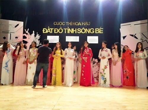 Ngọc Trinh bất ngờ dự thi 'Hoa hậu đất đỏ sông Bé' 2