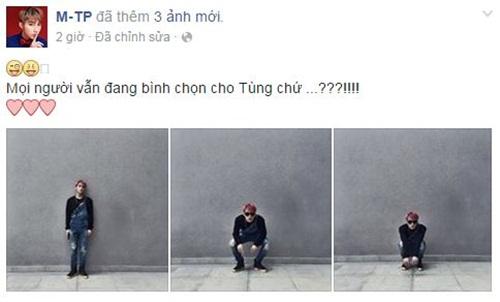 Facebook sao Việt: Phan Hiển - Khánh Thi hạnh phúc bên con trai 16