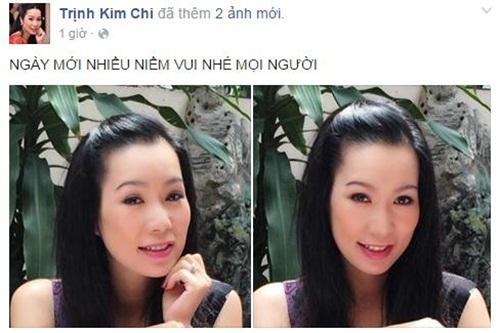 Facebook sao Việt: Phan Hiển - Khánh Thi hạnh phúc bên con trai 15