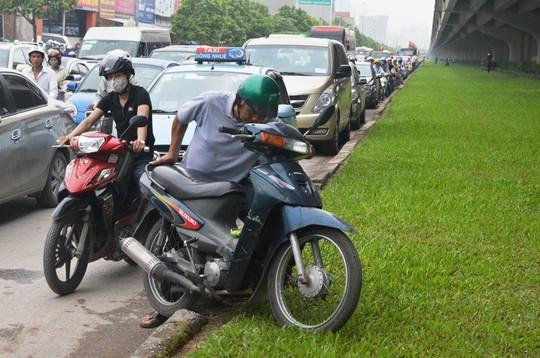 Bức ảnh tắc đường trở thành hiện tượng mạng xã hội 7