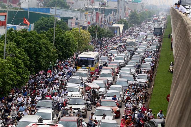 Bức ảnh tắc đường trở thành hiện tượng mạng xã hội 5