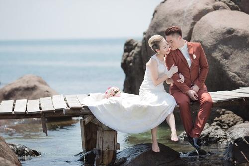 Vũ Duy Khánh tung ảnh cưới chính thức sau bộ ảnh hoán đổi giới tính 4