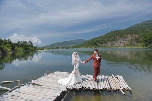 Vũ Duy Khánh tung ảnh cưới chính thức sau bộ ảnh hoán đổi giới tính 6