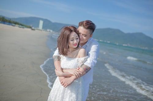 Vũ Duy Khánh tung ảnh cưới chính thức sau bộ ảnh hoán đổi giới tính 11