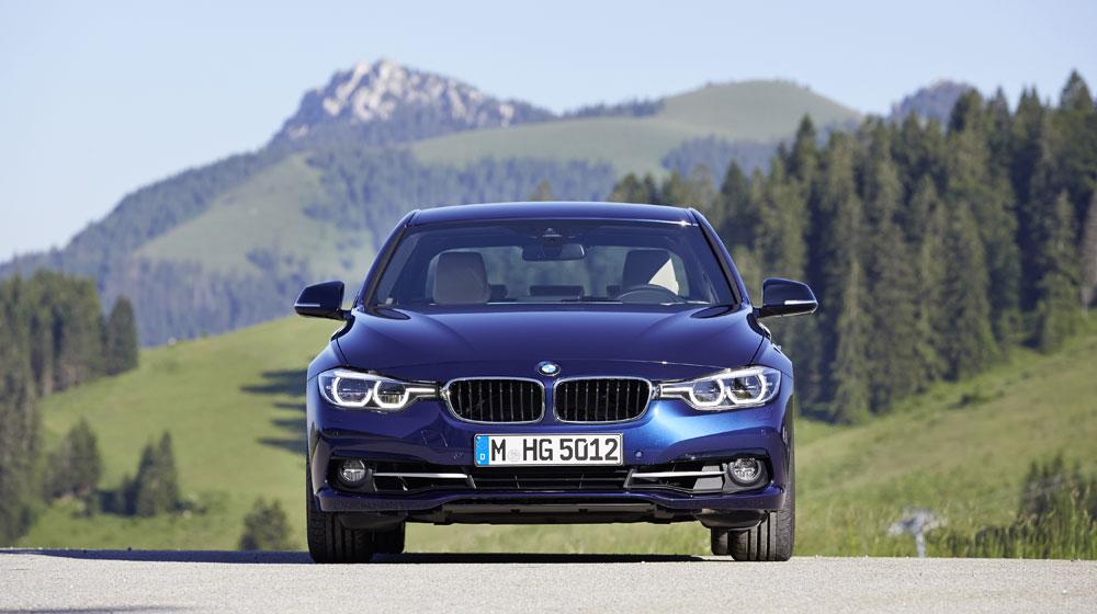 BMW Series 3 mới sẽ về Việt Nam cuối tháng này 1