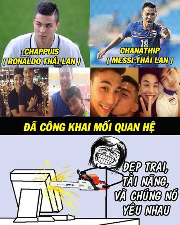 Nghi vấn 'Messi' Thái Lan bị đồng tính gây tranh cãi 3