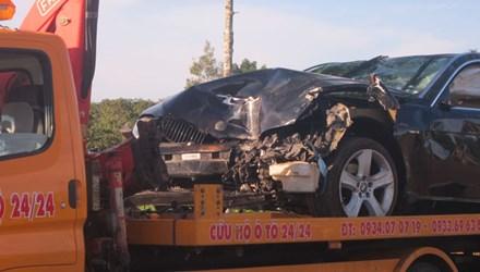 Nguyên thượng úy CSGT lái BMW tông chết 2 người bị truy tố 3