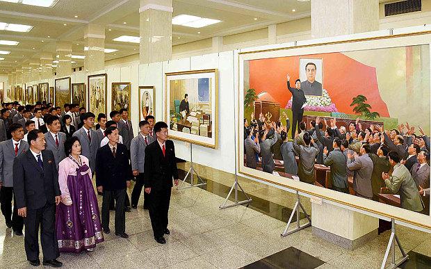 Triều Tiên kỷ niệm 70 năm thành lập Đảng lớn cỡ nào? 3