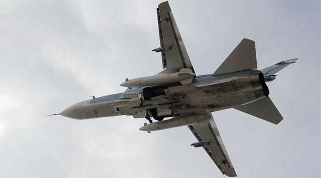 Không quân Nga tiêu diệt 2 chỉ huy IS và 300 phiến quân 1
