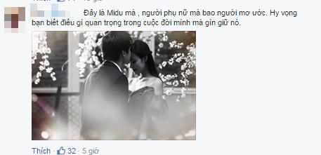 Chồng sắp cưới của Midu bất ngờ đăng ảnh tình cảm trước nghi án đổ vỡ 2