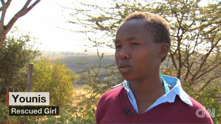 Cuộc sống của bé gái 9 tuổi bị ép kết hôn với cụ ông 78 tuổi 1