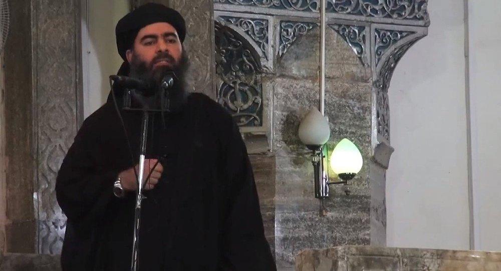 Thủ lĩnh tối cao IS bị thương vì trúng bom không kích 1