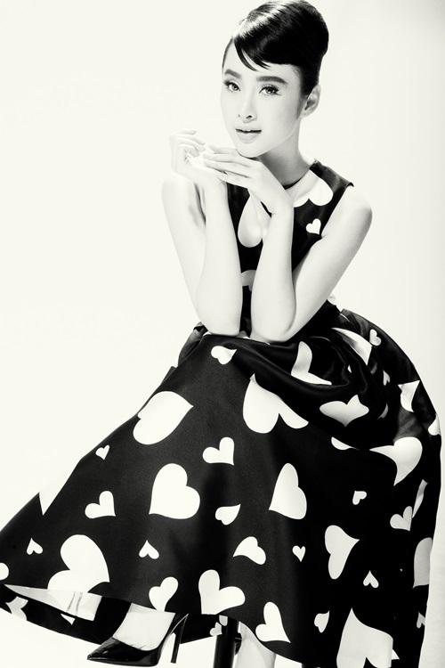 Angela Phương Trinh gợi cảm trong trang phục Đỗ Mạnh Cường 4