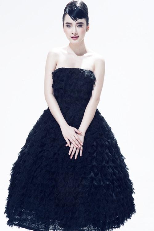 Angela Phương Trinh gợi cảm trong trang phục Đỗ Mạnh Cường 7