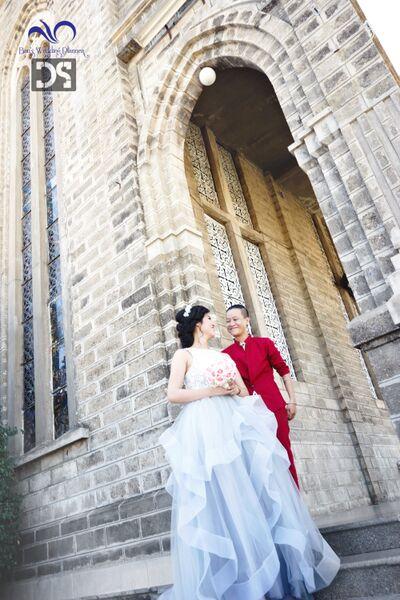 Bộ ảnh cưới lung linh của cặp đôi đồng tính Nha Trang 3