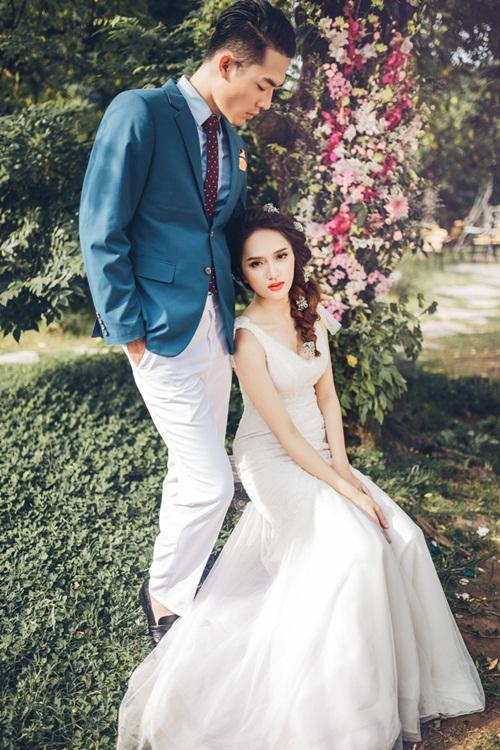 Hương Giang Idol đẹp khó cưỡng khi lần đầu làm cô dâu 8