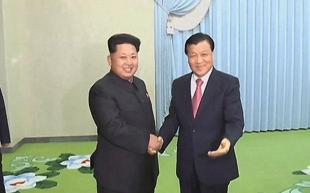 Video: Kim Jong-un