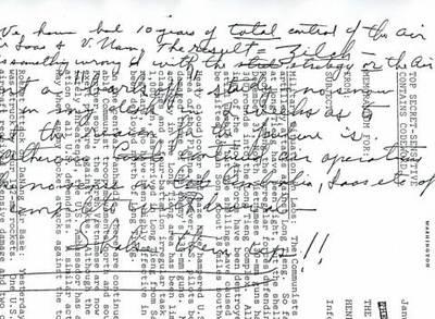 Nixon thừa nhận ném bom Việt Nam năm 1972 là